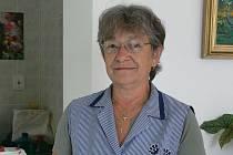 Pečovatelka Hana Pelouchová