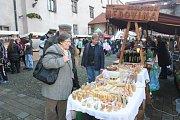 Adventní trhy pod Rumpálem jsou od 8. do 10. prosince.