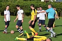 Okresní pohár: Dražejov B - Drahonice 2:3.