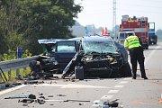 U Vodňan došlo v pátek 3. srpna k vážné dopravní nehodě.