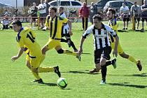 Fotbalová I.B třída: Dražejov - Čkyně 0:5.