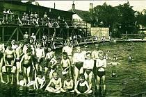 Plovárna vznikla v letech 1918 až 1920.