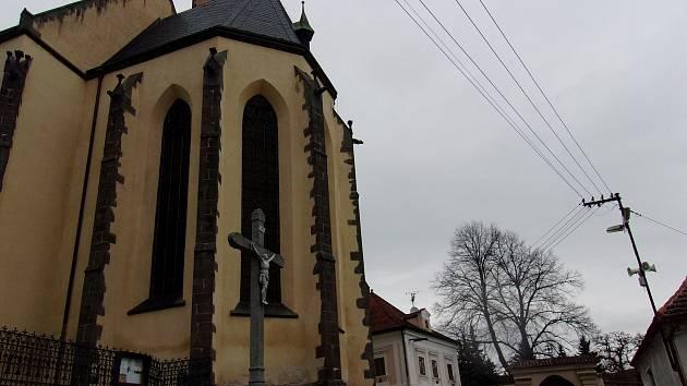 Kraj kolem Helfenburku a Bavorova je odlehlý, zadumaný a tak trochu zapomenutý.