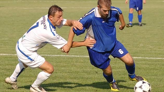 Vodňany hrají v Českém Krumlově, Přešťovice v Kaplici.