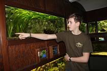 Střední rybářská škola ve Vodňanech pořádala Den otevřených dveří. Přijeli zájemci o studium i lidé, kteří si chtěli prohlédnout školu a rybářské muzeum v areálu školy.