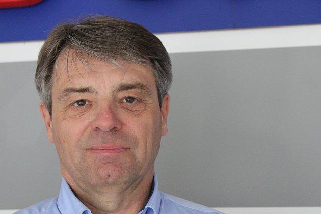 Vladimír Warisch, ředitel ČSAD STTRANS, a.s., Strakonice