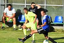 Fotbalový KP: Osek - Blatná 4:0 (2:0).