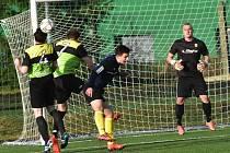 Fotbalisté Oseka minule přehráli 4:1 Dražice. Nyní jedou k derby do Blatné.
