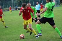 Fotbalová I.B třída: Čkyně - Sedlice 4:0 (0:0).