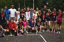 Strakonická výprava byla na turnaji v Lázních Kynžvart úspěšná, přivezla první a druhé místo.