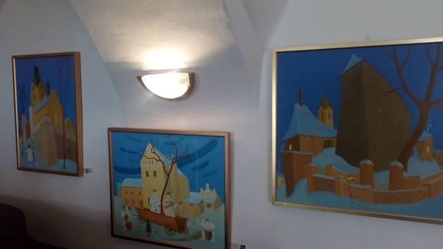 Výstava v Chanovicích.