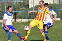 Fotbalová I.A: Vodňany - Junior Strakonice 2:1.