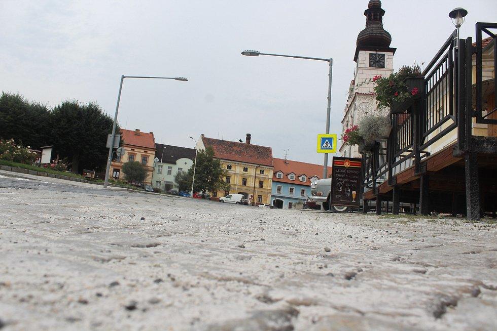 Náměstí ve Volyni