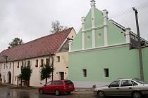 Společenské centrum Ratejna v Řepici.