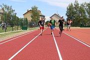 Radomyšl má nový sportovní areál.