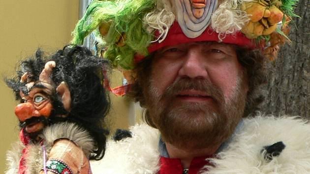 Zdeněk Troška jako pohádkový král