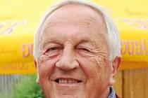 V 87 letech odešel Jindřich Frček.