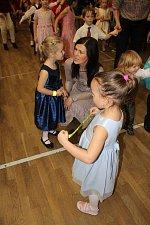 Dětský ples v Řepici