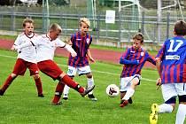 Česká liga žáků U12: Junior Strakonice - Viktoria Plzeň 2:19.