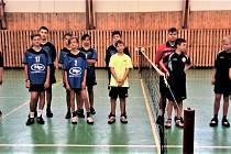 Mladí nohejbalisté sehráli další turnaj v hale.