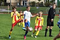 KP mladší žáci: Junior - Třeboň 6:4.