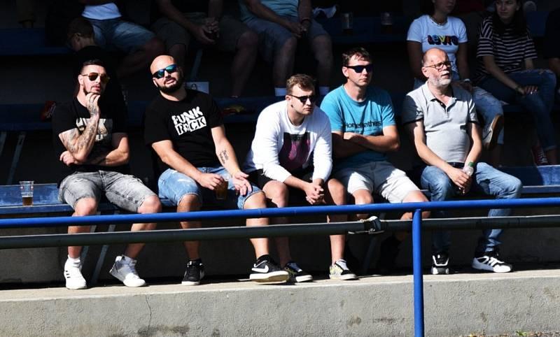 Fotbalový KP: Junior Strakonice - Táborsko B 2:0.