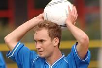 Nejlepším hráčem podzimu týmu od Otavy byl Petr Dolejš.