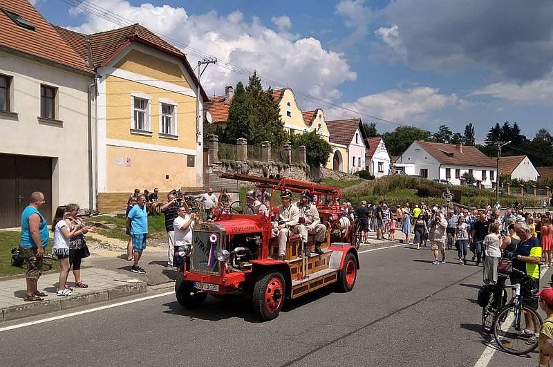 V sobotu 14.7.proběhly ve Štěkni oslavy 700. let městyse ŠtěkněFoto: Vladimír Mráz