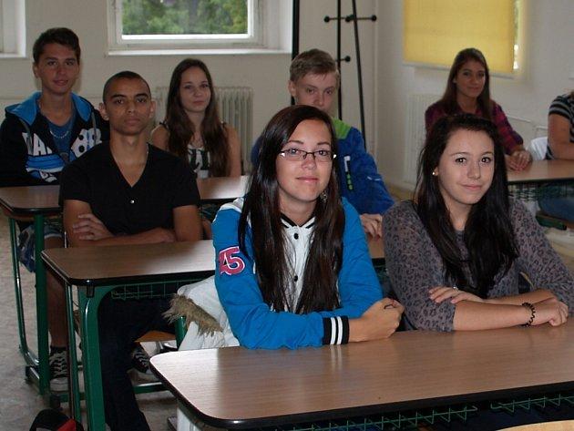 Do lavic zamířili i středoškoláci na Euroškole.