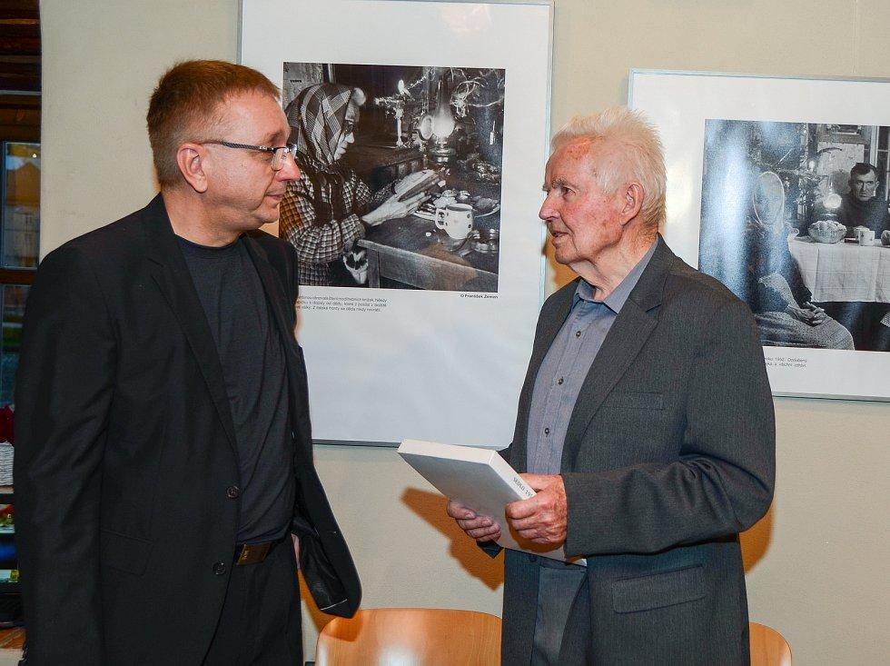 František Zemen vystavuje unikátní snímky pod názvem Bejvávalo.