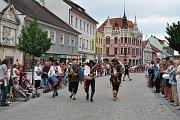 Ve čtvrtek 23. srpna byl zahájen 23. ročník mezinárodního dudáckého festivalu ve Strakonicích.