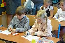První školní den v ZŠ Radomyšl