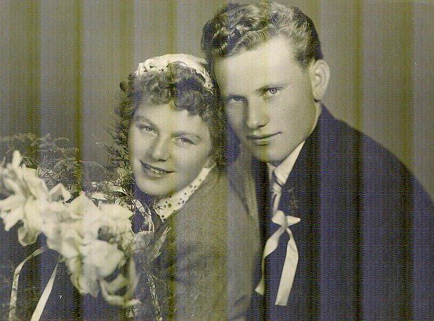 Manželé Miroslav a Marie Havlovi jsou spolu už 60 let.