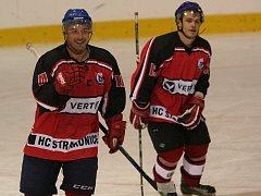 Strakoničtí hokejisté hostí v sobotu od 17 hodin z pozice lídra krajské ligy Tábor B.