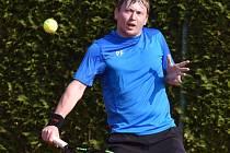 Strakoničtí tenisté odstartovali sezonu. Ilustrační foto.