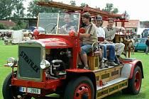 Sbor dobrovolných hasičů Štěkeň