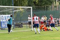 Fortuna divize: Otava Katovice - Beroun 5:1 (3:0).