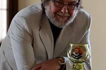 Jihočeský spisovatel Jan Míka