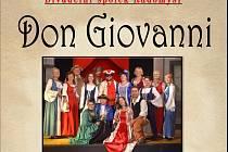 Divadelní spolek Radomyšl nastudoval další představení. Tentokrát zve diváky na Don Giovanniho.