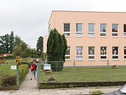 Začátek školního roku na Základní škole Výstavní ve Vodňanech Foto:David Rošický
