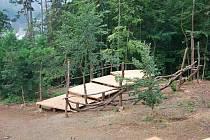 Lesopark Zátiší ve Vodňanech