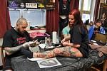 Kulturní dům ve Strakonicích patřil v sobotu 7.dubna tetování.