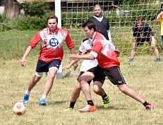 Letos se turnaje účastnilo 16 týmů z klatovského, strakonického ale i prachatického okresu.