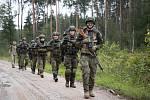 Mezinárodní prostředí eFP BG Litva umožňuje spolupráci vojáků různých národností, zejména pak s vojáky hostitelské země.
