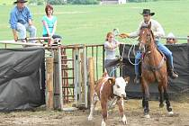 Rodeo v Malenicích