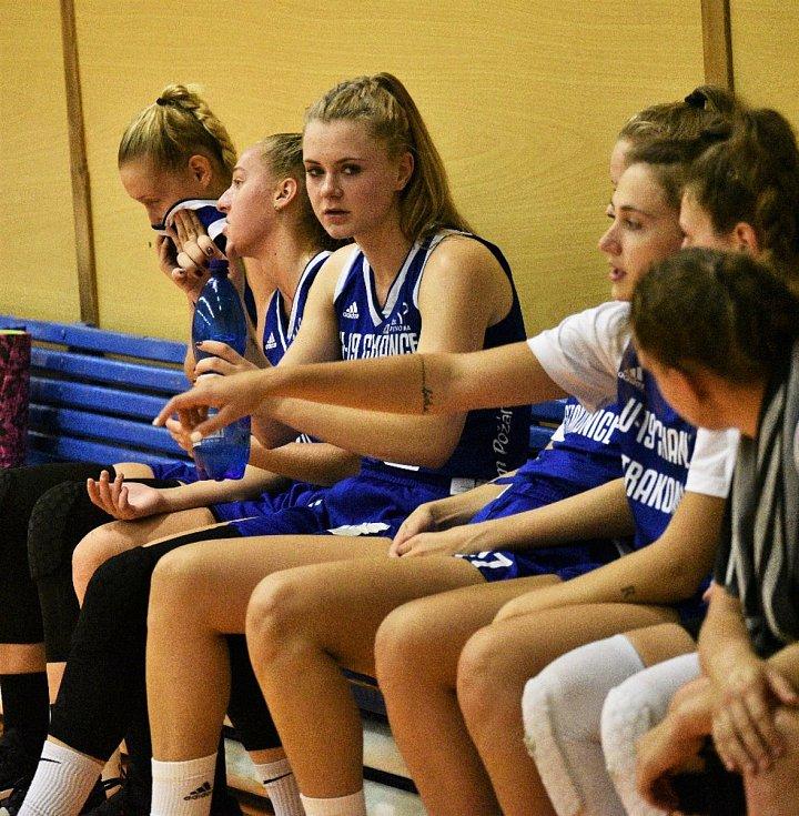 Basketbalistky Strakonic se chystají na restart ŽBL.