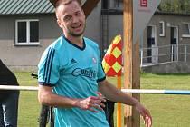 Vladimír Uher zařídil vítězství Katovic v Ševětíně 1:0.