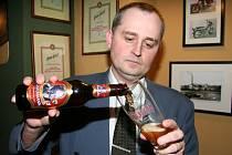 Měšťanský pivovar Strakonice uvařil nové pivo - polotmavý ležák Klostermann. Byl vyroben k oslavám 160. výročí narození spisovatele Karla Klostermanna.