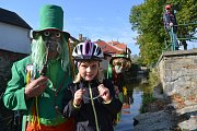 Třetí ročník akce Na kole kolem Vodňan.