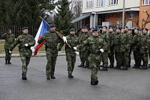 Příslušníci 25. protiletadlového raketového pluku ve Strakonicích si připomněli výročí vstupu ČR do NATO.